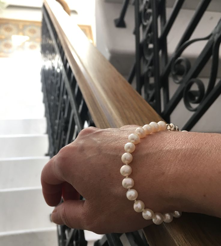 Jewelery pearls