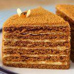Изумительные коржи для торта за 5 минут