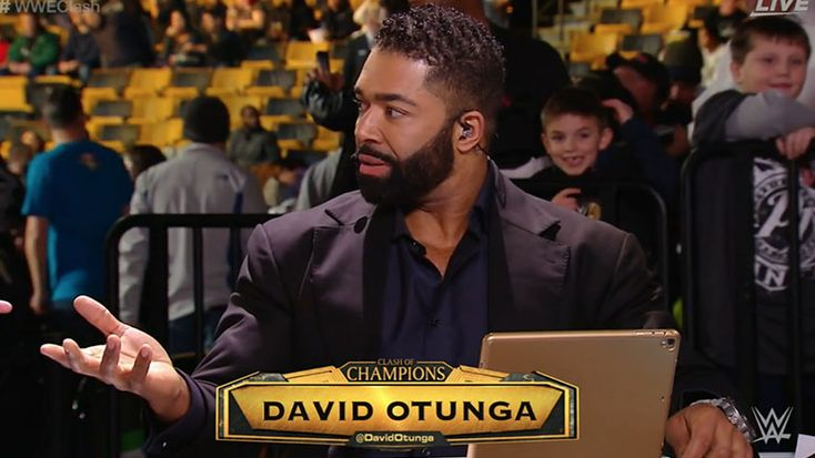 David Otunga Returns to WWE TV Following Custody Battle With Jennifer Hudson  ||  David Otunga returned to WWE TV on Sunday at Clash of Champions after missing the last pay-per-view due to an intense custody battle. http://www.prowrestlingsheet.com/otunga-returns-hudson-wwe/?utm_campaign=crowdfire&utm_content=crowdfire&utm_medium=social&utm_source=pinterest