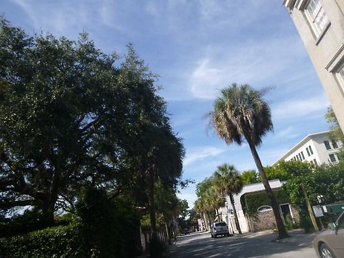 #Charleston, SC Pictures Daily - Queen Street between Church Street and Meeting Street - Tuesday October 14th 2014