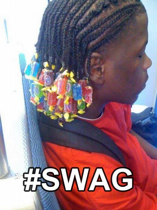 This is what swag looks like