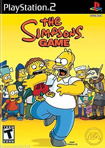 The Simpsons Game - PlayStation 2