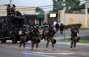 Michael Brown And The Criminal Police State In Ferguson, Missouri