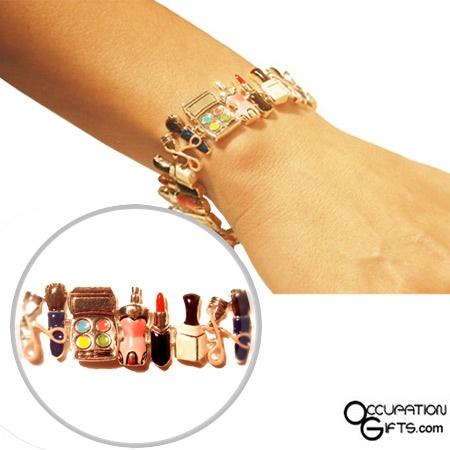 Cosmetics Bracelet Picture Frames Pinterest Nail Technician Tech And