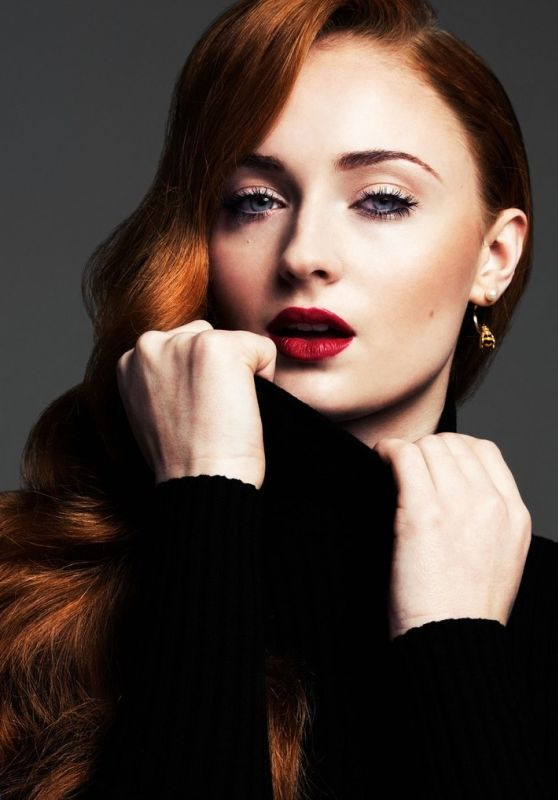 Sophie Turner – Just Jared Spotlight photoshoot... - Daily Actress