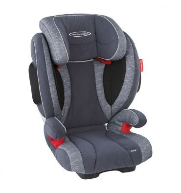 STM SOLAR 2 (SIN ISOFIX) La silla de auto STM Solar 2 es exactamente igual a una Recaro Monza Nova 2 pero con diferente vestidura. STM es la segunda marca de Recaro. Sus productos se diferencian únicamente en que la funda utiliza un textil diferente, algo diferente al tacto respecto a los que monta Recaro. STM Solar 2 Seatfix es una silla de Grupo 2/3 para cinturón de seguridad y con un sistema de Protección Lateral Avanzada.