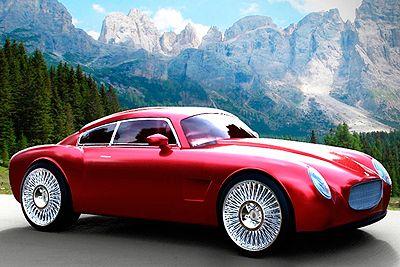 Fornasari 311 GT ... intriguing.