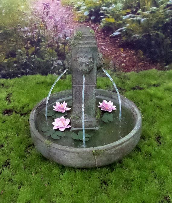 1000 id es sur le th me fontaine d 39 eau sur pinterest - Fontaine interieur jardiland ...