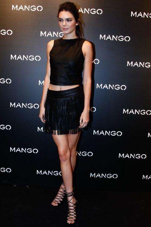 Kendall Jenner style 2016, стиль Кендалл Дженнер 2016