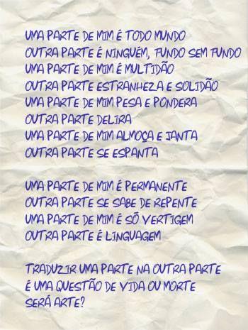 Traduzir-se - Ferreira Gullar