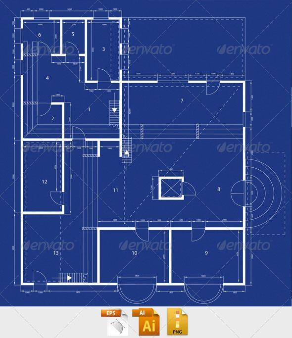 Hi Tech House Blueprint Google Search