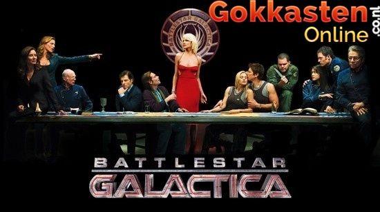 battlestar galactica slot game #gokkastenonline