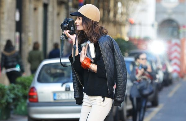 a pair and a spare . diy fashion: OUTFIT INSPO: THE BASEBALL CAP