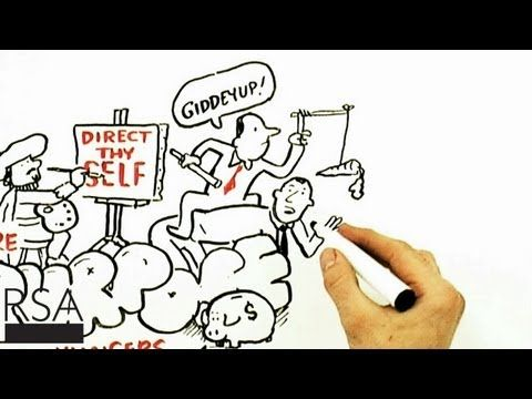 ▶ RSA Animate - Drive: The surprising truth about what motivates us - YouTube