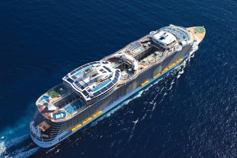 Os Cruzeiros Marítimos mais Luxuosos do Mundo