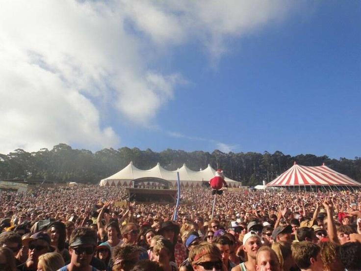 Falls Festival, Lorne