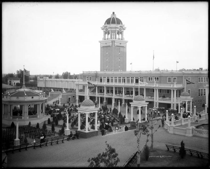 The History of Lakeside Amusement Park in Photos | Denver Public Library HistoryDelene Postuma