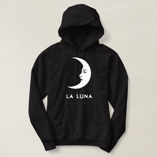 Moon Custom Hoodie