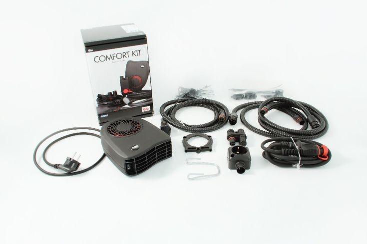 Sada comfort 2000 obsahuje sadu kabelů MKMS, rozšiřovací sadu GL a předehřev kabiny wave Line 2000W.