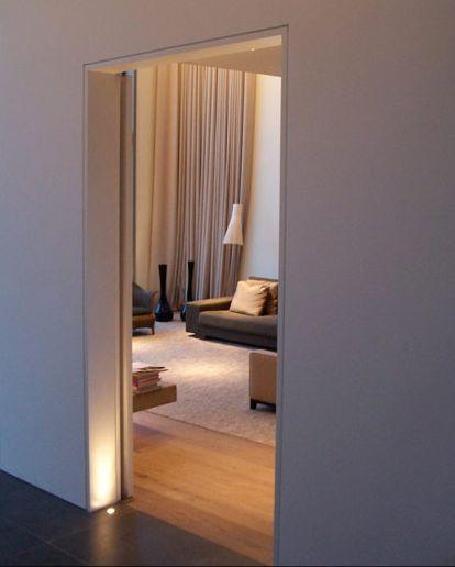 17 best images about vine street modern door jamb on for Modern door casing profiles