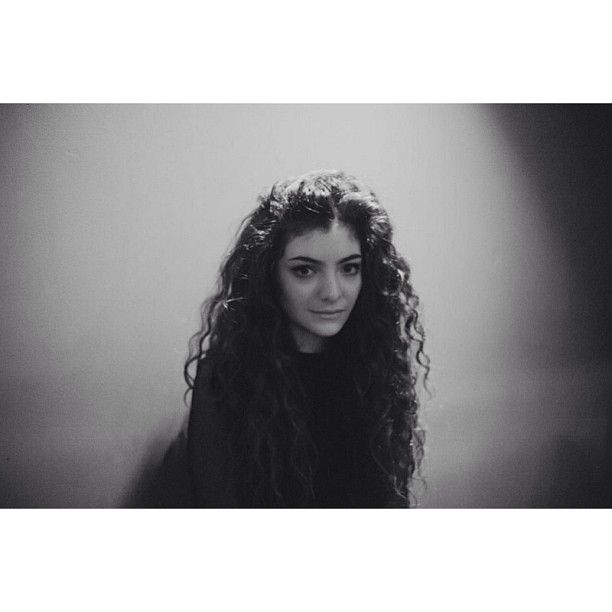 Lorde is mine. And i will freak out when all her other songs get on the radio.