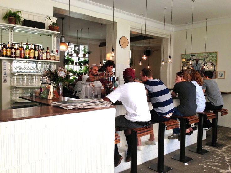 Cape Town - Bree Street - getting it right