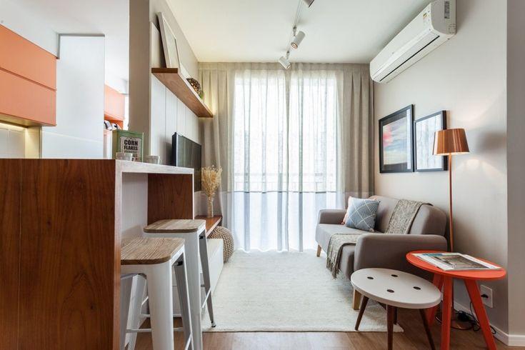 Czy 44 metry wystarczą na przytulne i funkcjonalne mieszkanie dla czterech osób?