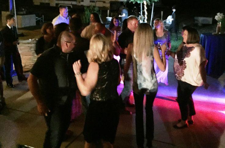 Music Express Fresno dj in Merced at Castillo Wedding