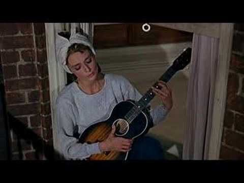 Moon River. The instrumental version will be what I walk down the aisle to. <3