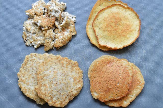 Paleo pannenkoekjes zonder ei | Oerkracht - Paleo, Puur & meer
