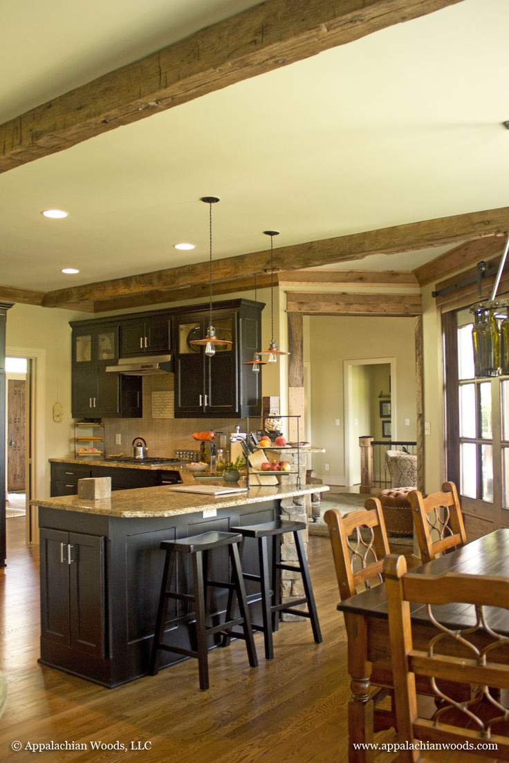 Best ideas about hand hewn beams on pinterest barn