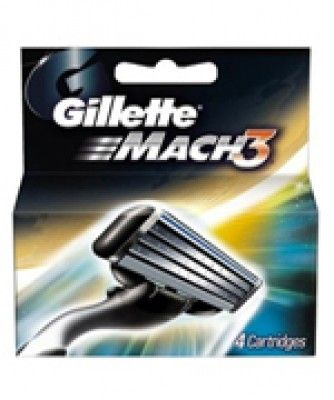 Gillette Mach3 Cartridges 4