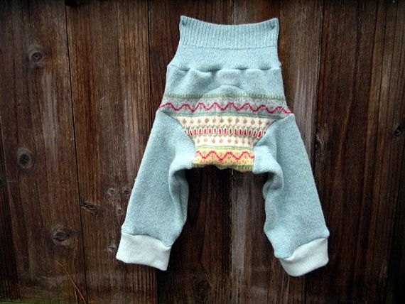 Knitting Pattern Wool Diaper Cover : 17 Best images about lets ruin some sweaters! on Pinterest Wool, Wool diape...