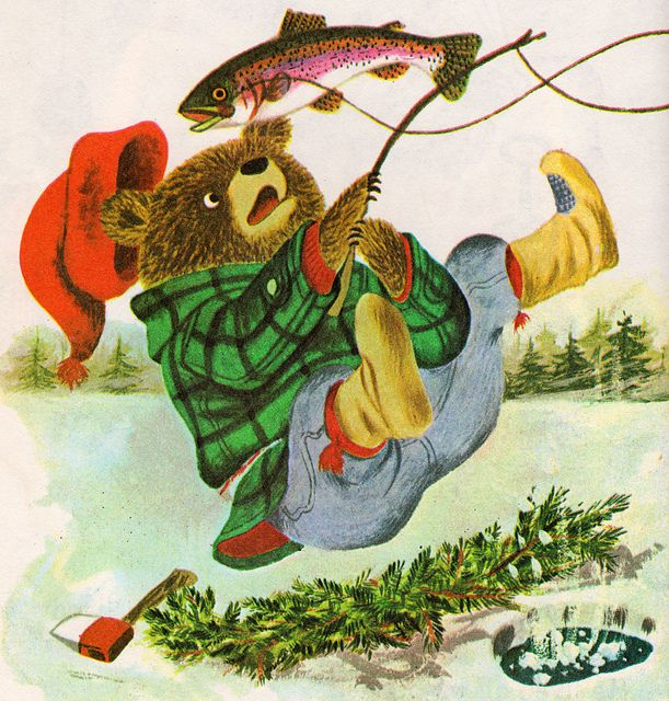 Richard Scarry's Best Story Book EverPierre Bears, Children Painting, Scarry Illustration, Richard Scarry, Animal Art, Illustration Bears, Boston Artists, Children Book, Art Illustration