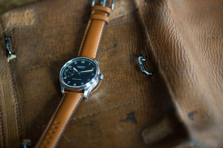 Origin Watch Co. Vintage Field Watch 2nd Edition