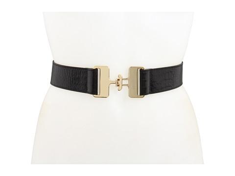 Cole Haan Interlock Stretch Belt - Curele - Accesorii - Femei - Magazin Online Accesorii