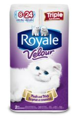 Save up to $2.50 On Royale Products -  http://www.groceryalerts.ca/save-2-50-royale-products/