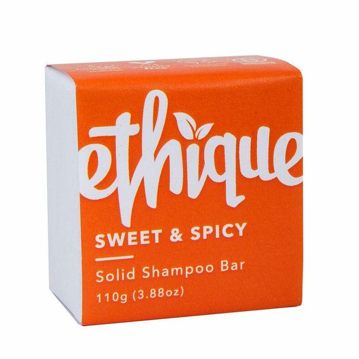 Ethique Sweet & Spicy - Volumising Shampoo Bar