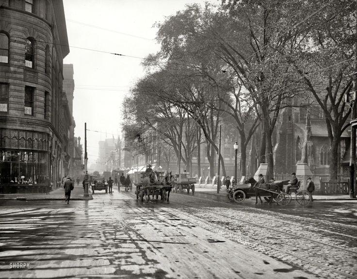 Ces photos vintage de Montréal en 1900 sont complètement dépaysantes!   NIGHTLIFE.CA