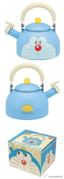 Doraemon teapot