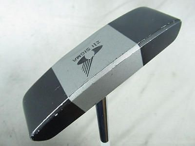 Sigma Putter - NEVER COMPROMISE B