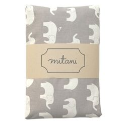 Mitani Crib Sheet - Elephants