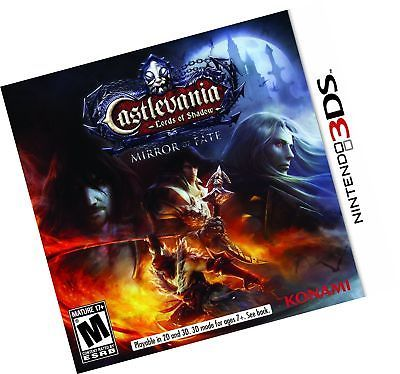 Castlevania: Lords of Shadow Mirror Fate - Nintendo 3DS Disc Standard: $41.14 End Date: Saturday Apr-7-2018 5:12:52 PDT Buy It Now for…
