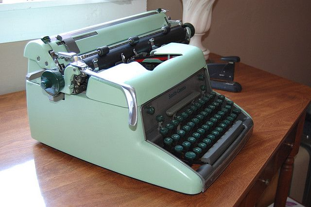 1000 Images About Typewriter Tables On Pinterest