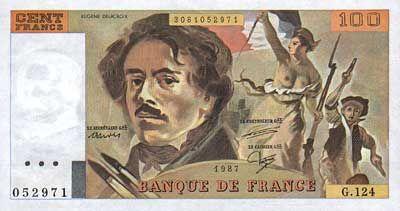 Quand mon arrière grand mère se mélangeait les pinceaux entre les anciens et les nouveaux francs'..