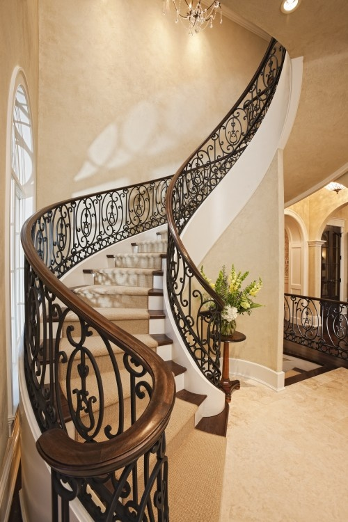 Best 45 Best Signature Stair Railings Images On Pinterest 400 x 300