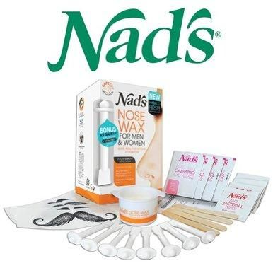 Nads Nose Hair Blackhead Remover Wax For Men Women Beauty Product Easy