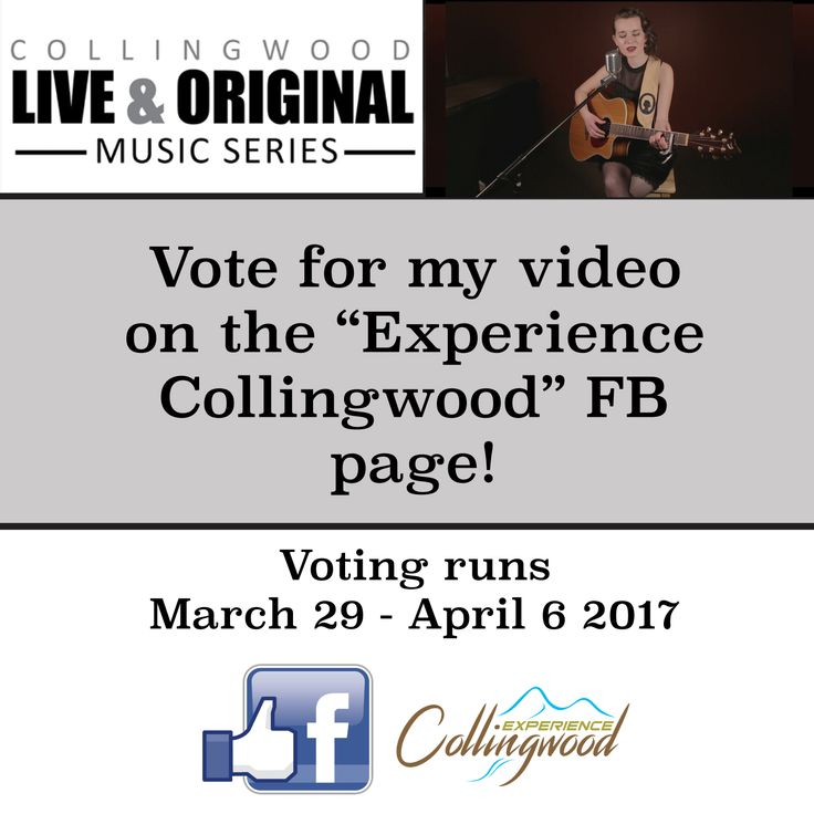 "I'm a top 5 wildcard finalist & need your votes! Voting just opened & runs for about a week. Cast your vote simply by ""liking"" it on Facebook here: http://goo.gl/pC3dpp Thank You!"