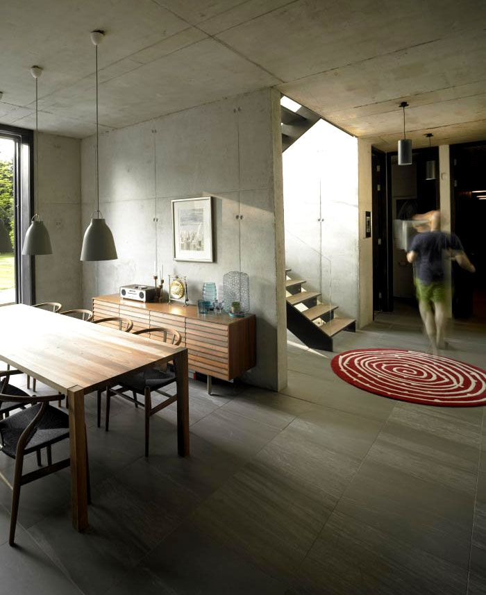 1000 images about exposed concrete finishing on pinterest concrete walls industrial and for Exposed concrete walls interior