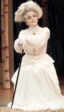 Angela Lansbury as Madame Armfeldt in A Little Night Music